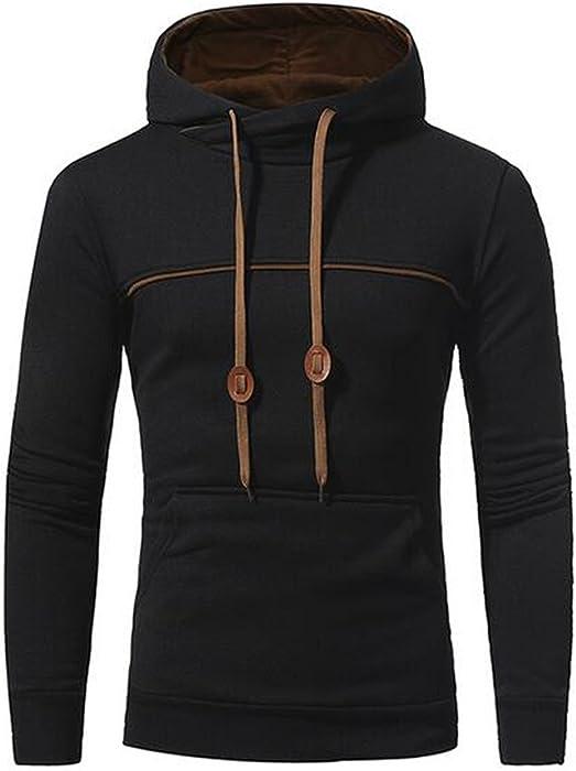 RENXINGLIN Cosy Men Sudaderas Hombre Hip Hop Mens Brand Solid Color Pullover Hoodie Sweatshirt