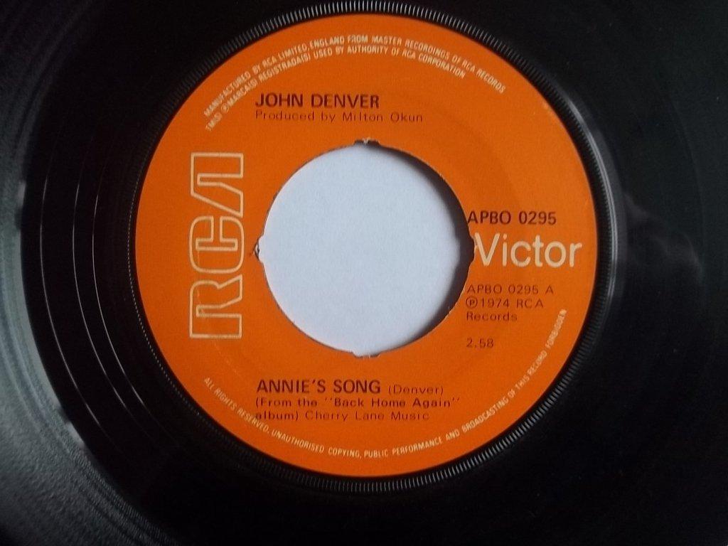 John Denver Annies Song Amazoncom Music