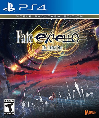 Fate/EXTELLA: The Umbral Star - 'Noble Phantasm' Edition - PlayStation - Has Shipped Order