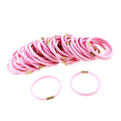 godere del prezzo più basso chiaro e distintivo nuovo design sourcingmap® Donna capelli elastico cravatta anello ...