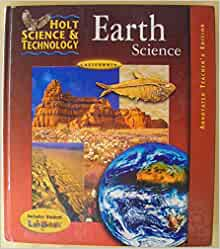 holt science and technology earth science 9780030519543 holt books. Black Bedroom Furniture Sets. Home Design Ideas