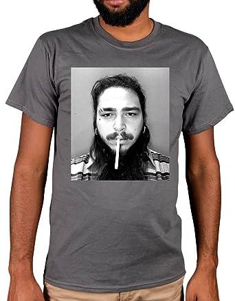 Ulterior Clothing Post Malone Cigarette T Shirt 21 Savage White