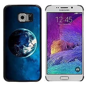 Stuss Case / Funda Carcasa protectora - The Shade Of Earth - Samsung Galaxy S6 EDGE