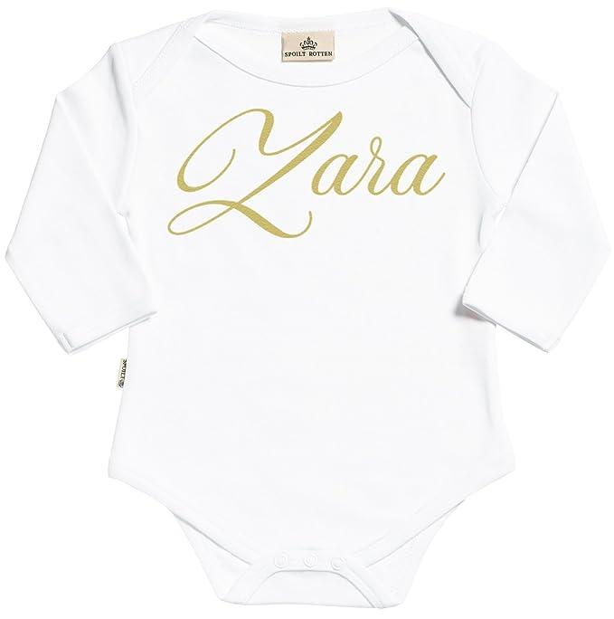 Personalizados bebé Name Print body para bebé niño - body ...