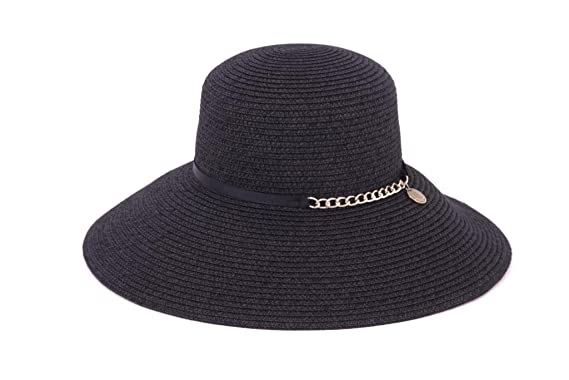 842b6a4b6 Physician Endorsed Women's Aria Large Brim Sunhat Packable, Adjustable &  UPF Rated