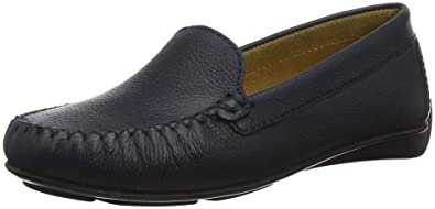 43be3ff95e03cf Van Dal Women s s Jemima SM Moccasins Blue (Navy 420) 3 UK 36 EU