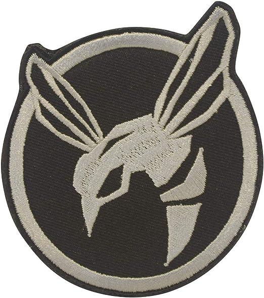 Cobra Tactical Solutions Green Hornet Parche Bordado Táctico Moral Militar con Cinta adherente de Airsoft Paintball para Ropa de Mochila Táctica: Amazon.es: Hogar