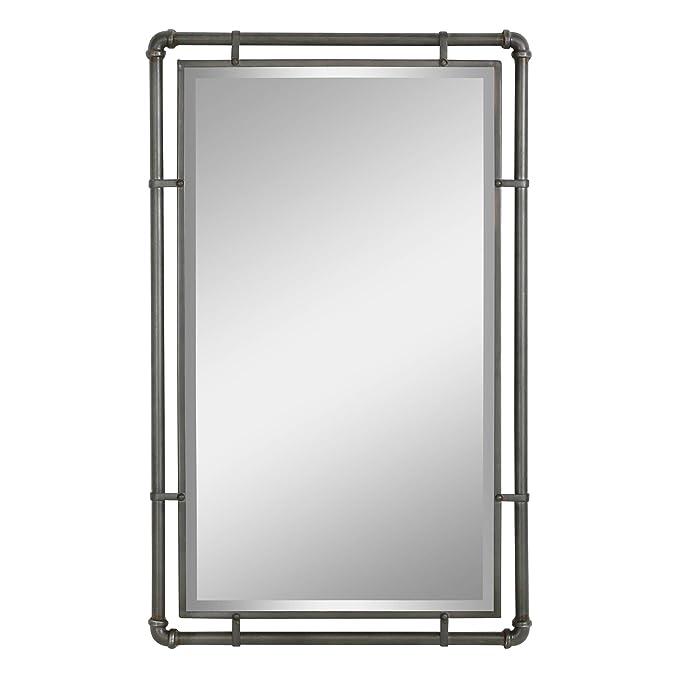 Aspire 4882 Wall Mirror, Gray
