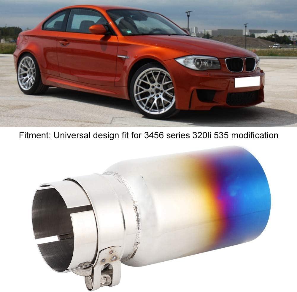 Garganta de cola,Fydun entrada universal 63 mm-salida 80 mm ...