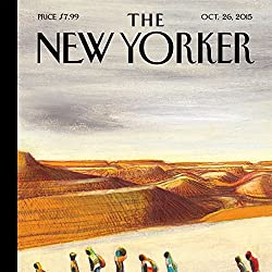 The New Yorker, October 26th 2015 (Nicholas Schmidle, Ryan Lizza, David Remnick)