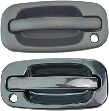 FOR VARIOUS GM MODELS New Black Outside Exterior Door Handle RH FRONT