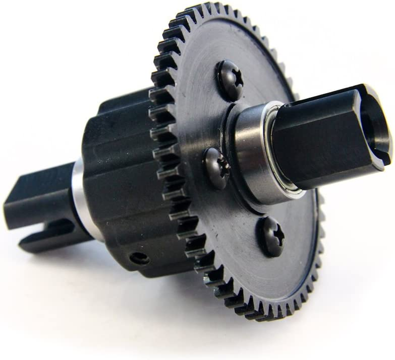 HPI Trophy Truggy Flux 4.6 50T Diff Spur Gear 1//8 101187 Center Differential