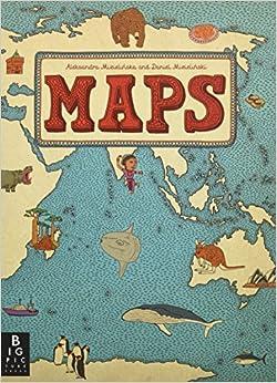 maps aleksandra mizielinska daniel mizielinski