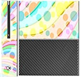 Colorful Design Bright Colors Lines Design Xbox One Console Vinyl Decal Sticker Skin by Moonlight Printing