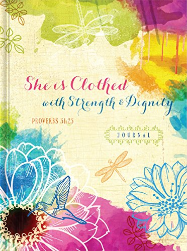 She is Clothed with Strength & Dignity (Signature ()