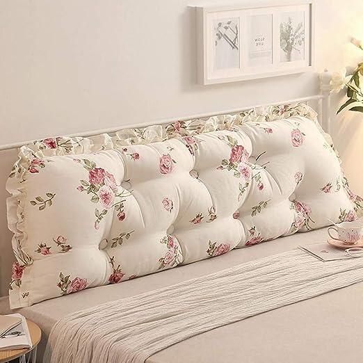 Pillow Reposacabezas de la Cama Respaldo Grande ...