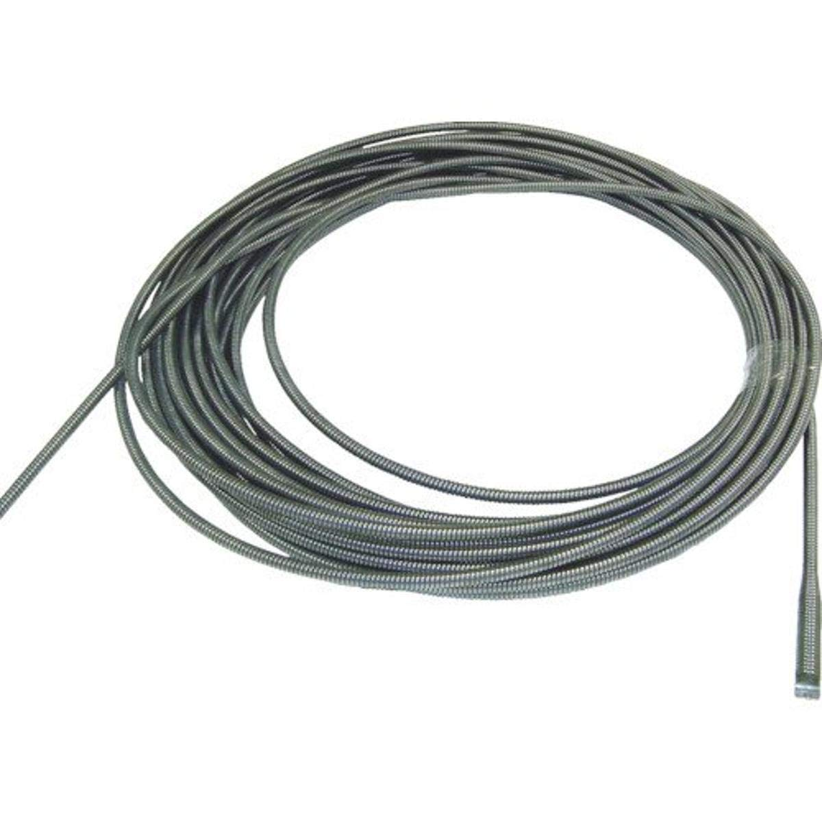 "Ridgid 37847 C-32 3/8"" x 75' Inner Core Cable , Gray"