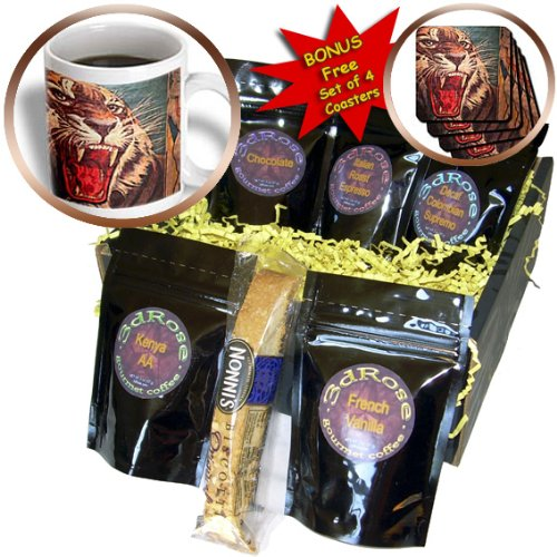 Danita Delimont - The Circus - Florida, Sarasota, Ringling Museum, Circus Museum - US10 WBI0588 - Walter Bibikow - Coffee Gift Baskets - Coffee Gift Basket (cgb_89300_1)