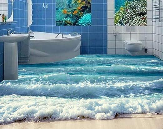 3d Foto Fußboden ~ D fussboden badezimmer