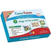 Cono-Fonos1-Juego con los sonidos / Editorial GEU/ A partir de 3 años/ Desarrollo metalingüístico / Indicado para el…