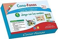 Cono-Fonos1-Juego Con Los Sonidos / Editorial