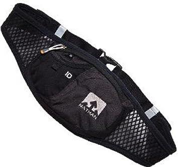 be561d973e Nathan Gel Pak - Runners Belt for Gels, Phone, Keys etc - 4818NB:  Amazon.co.uk: Sports & Outdoors