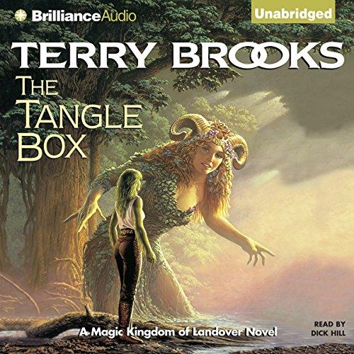The Tangle Box: Magic Kingdom of Landover, Book 4 by Brilliance Audio