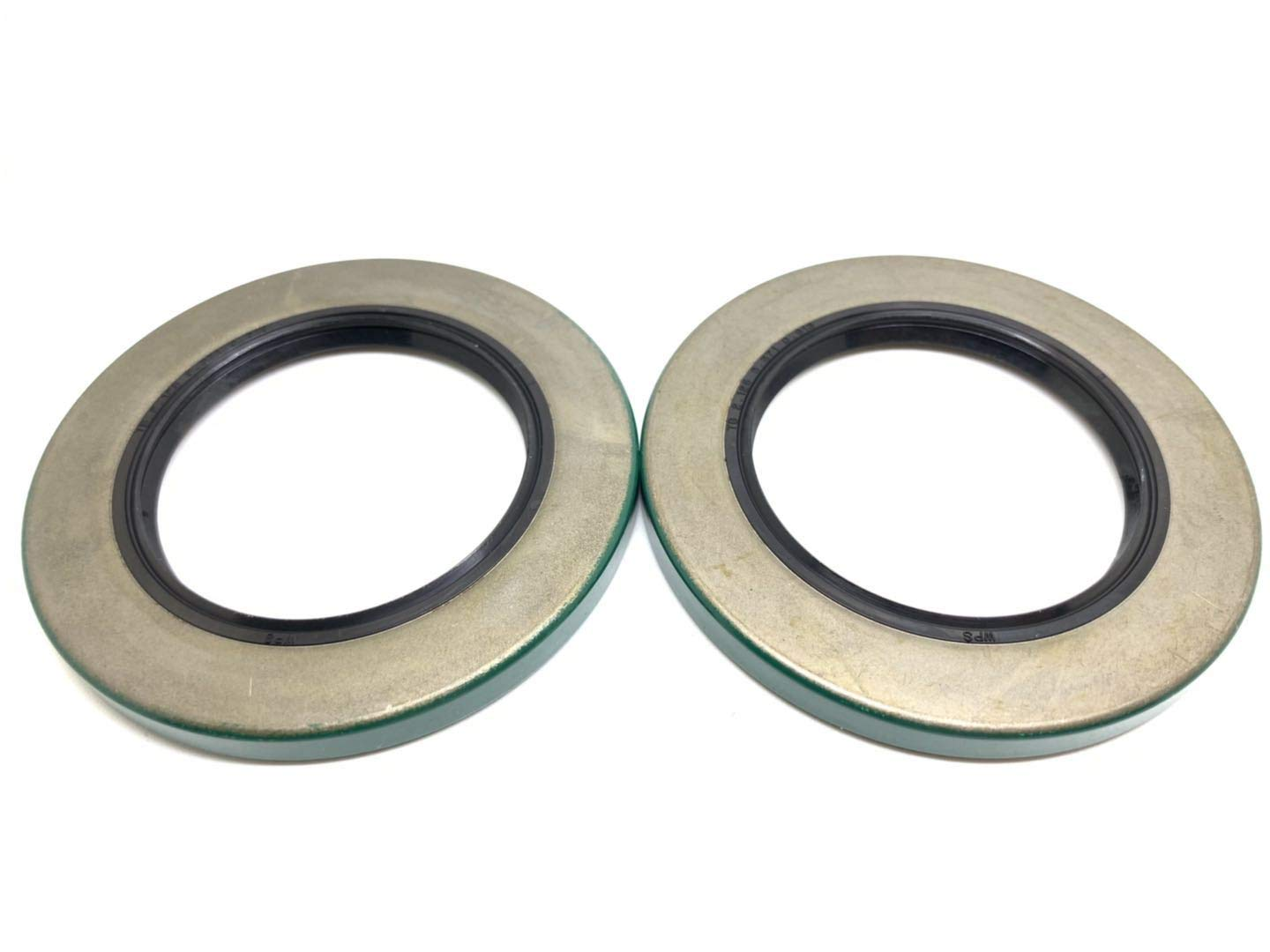 WPS Trailer Hub Wheel Grease Seal 10-10 for 5200-7000# Axles 2.125 X 3.376 21333TB Pack of 2
