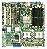 PC Hardware : SUPERMICRO X6DHE-XG2 - mainboard - extended ATX - E7520 ( X6DHE-XG2-O )