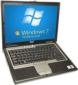 Dell Latitude D630 Laptop Notebook - Core 2 Duo 2.0GHz - 2GB DDR2 - 80GB - DVD/CDRW Windows 7 Pro