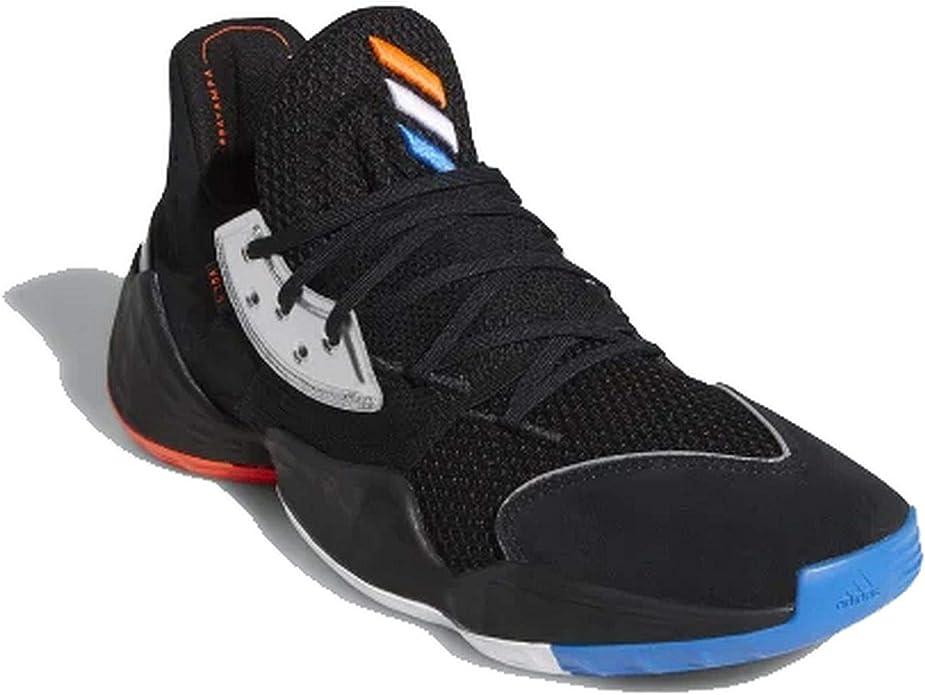 Zapatilla de Baloncesto Adidas Harden Vol. 4 Barbershop: Amazon.es: Zapatos y complementos