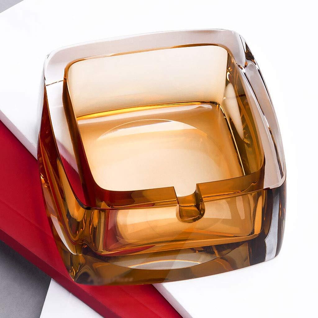 Yellow No Smoking American Shifter 110177 Black Shift Knob with M16 x 1.5 Insert