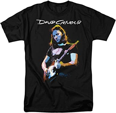 As Worn By Dave Gilmour Academy Pink Floyd Mens Music T-Shirt 3,4 /& 5XL