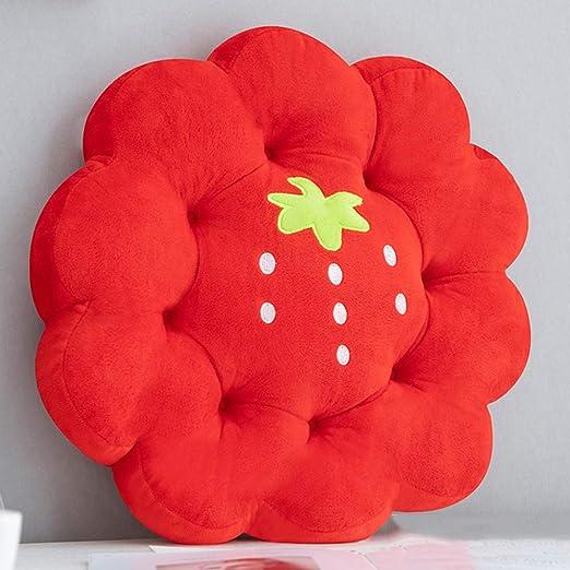 YEARLY Flor Cojín de Asiento, Interiores Aire Libre Cojines ...