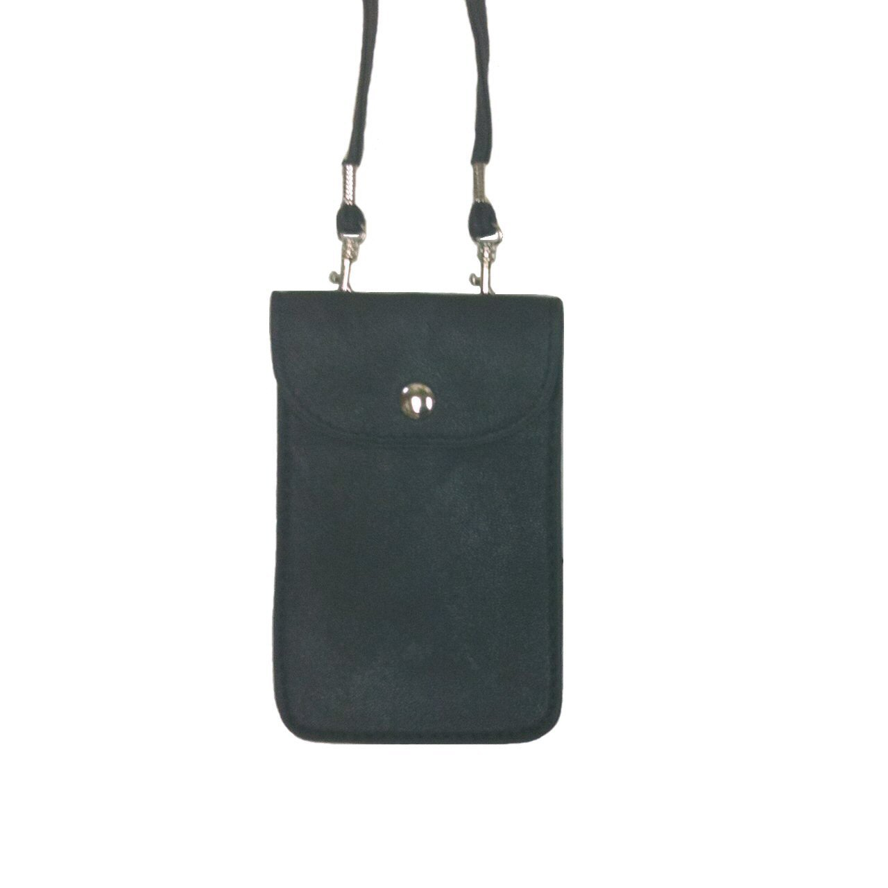 Leather Neck Pouch for Phone