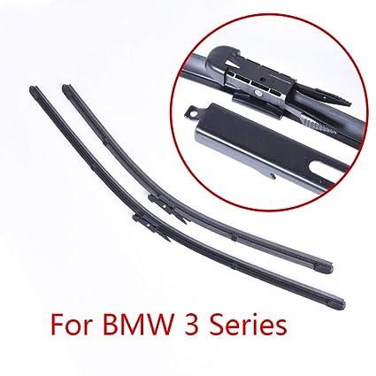 SBCX Escobillas de limpiaparabrisas, para BMW Serie 3 E46 E90 E91 ...