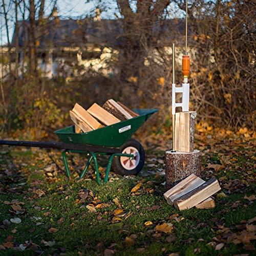 Logosol Smart-Splitter, 14-Ton Manual Log Splitter