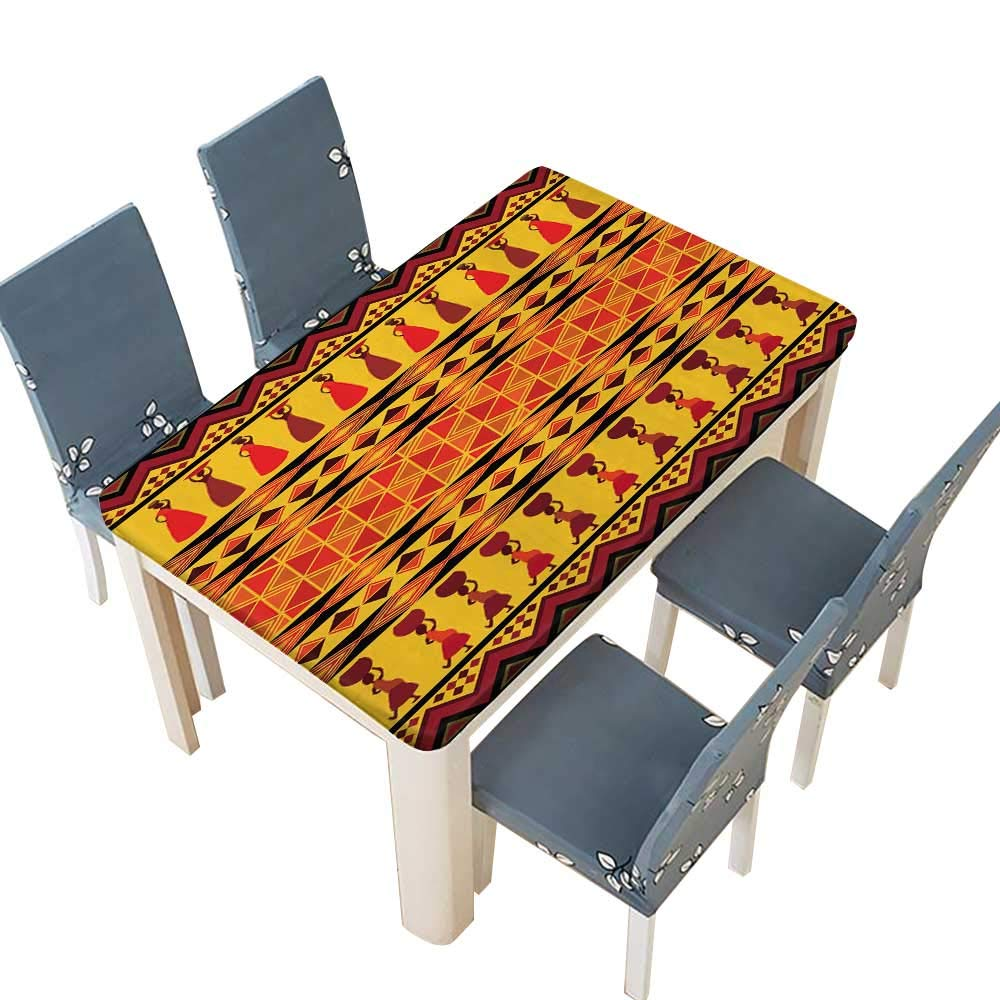 PINAFORE テーブルクロス タワーブリッジ ロンドン テーブルトップカバー 幅25.5×長さ65インチ(絶縁) W49