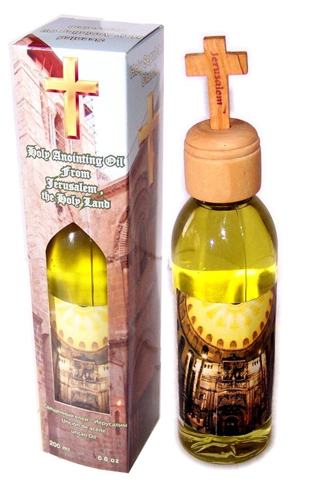 Jerusalem Holy Sepulchre Anointing Oil - 200ml