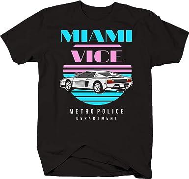 Amazon com: Miami Vice Squad Racecar Metro Police Department TV