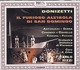 Il Furioso All'isola Di San Domingo (Rizzi, Piacenza So) by Antonucci / Serra / Canonici / Coviello / Tandura / Picconi (1989-02-02)