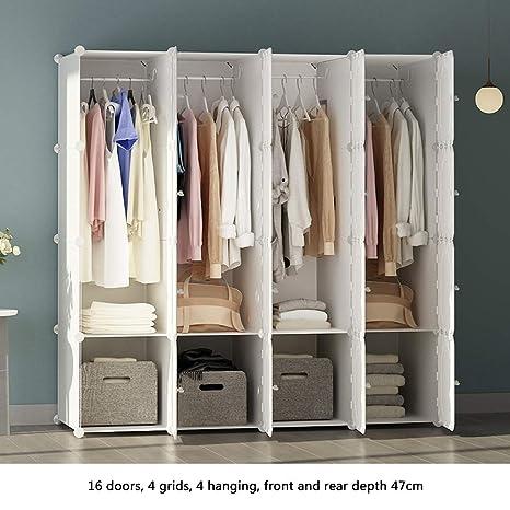 Amazon.com: Ultra Time - Armario para ropa vacía portátil ...
