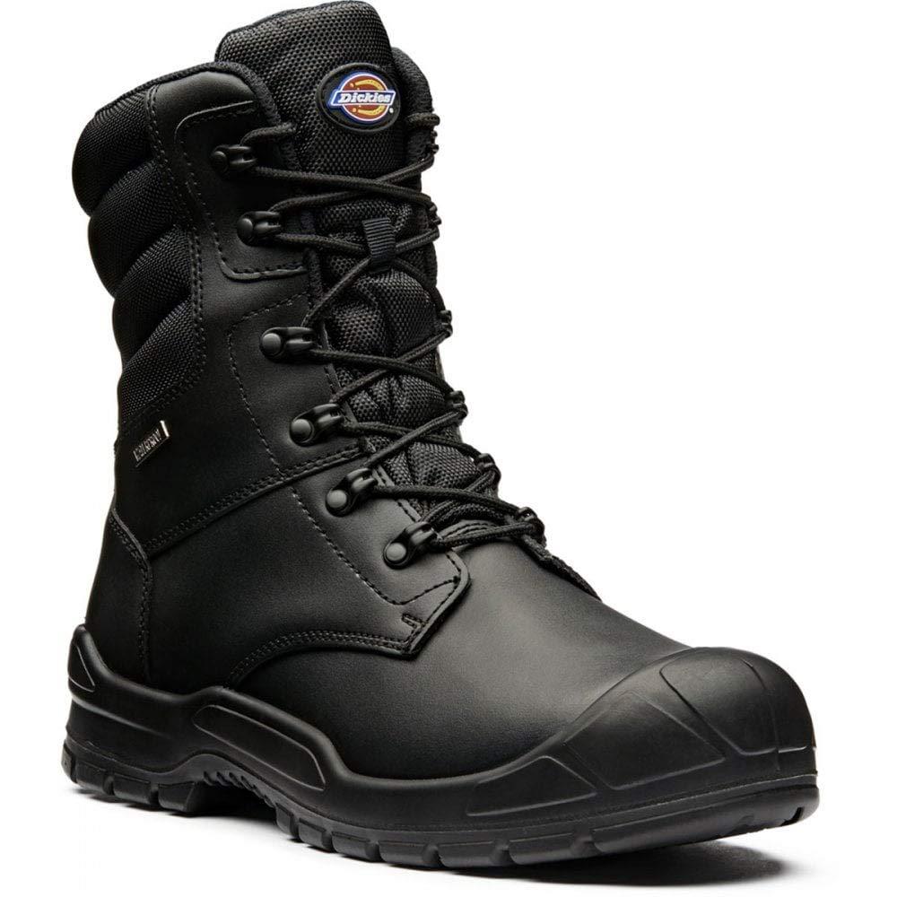 c05ebccd387 Dickies Trenton Pro Safety Combat Boots Mens Waterproof Steel Toe Cap Shoes