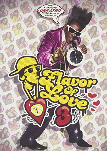 Flavor of Love : Season 3 (Four-Disc Edition)