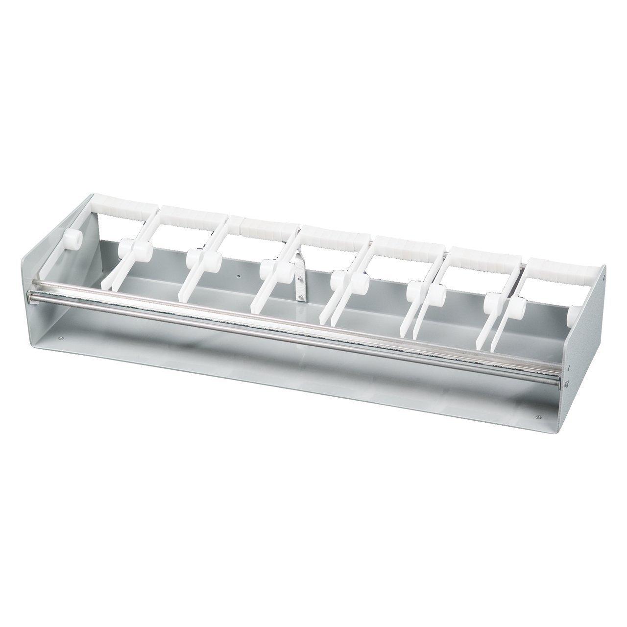 "B009YM6TGO DayMark 7-Slot Plastic Label Dispenser Rack, Holds 7 Rolls of 2"" Wide Labels 61%2BC1IetdSL"
