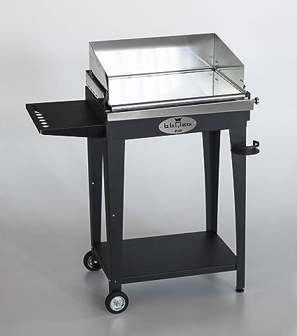 Barbecue a Gas BBQueen Grill 6.4 Antracite Piastra Inox (Barbecue ...
