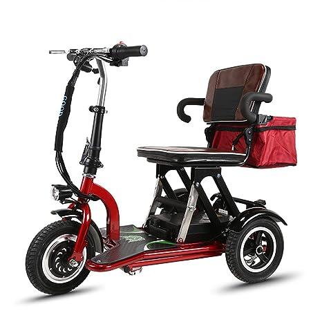 Amazon.com: Szeao - Silla de ruedas eléctrica para personas ...