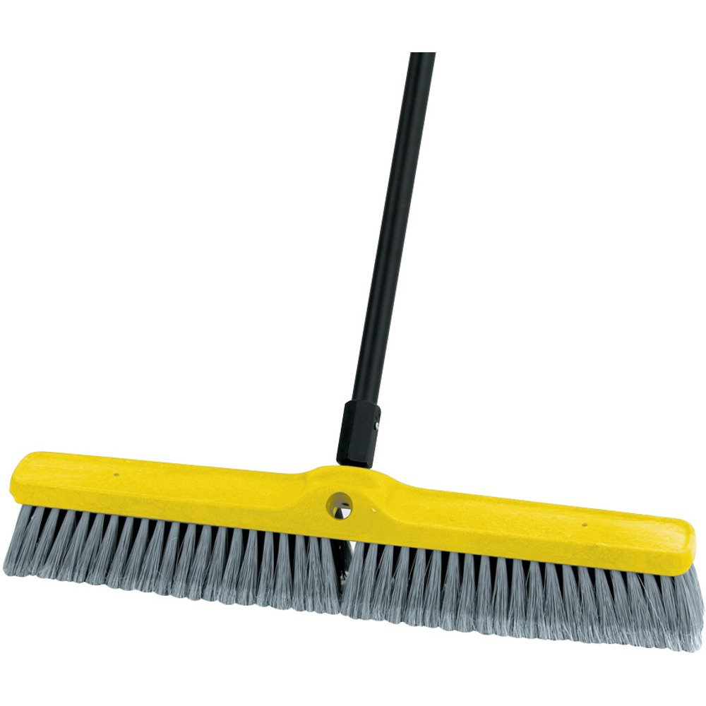 Rubbermaid Commercial Medium Broom Head, 24'' by Rubbermaid Commercial Products