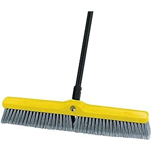 "Rubbermaid Commercial Medium Broom Head, 24"""