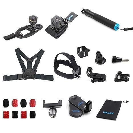 TELESIN 13-in-1 Kit de montaje de accesorios para Polaroid ...
